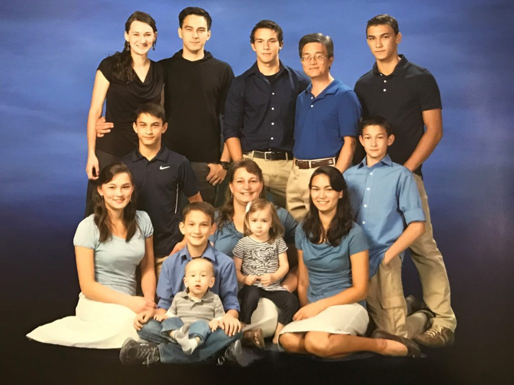 Our Taekwondo family!