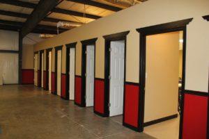 Dressing Rooms at Smokestack location