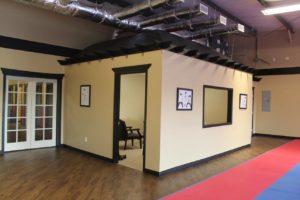 Office at Smokestack location
